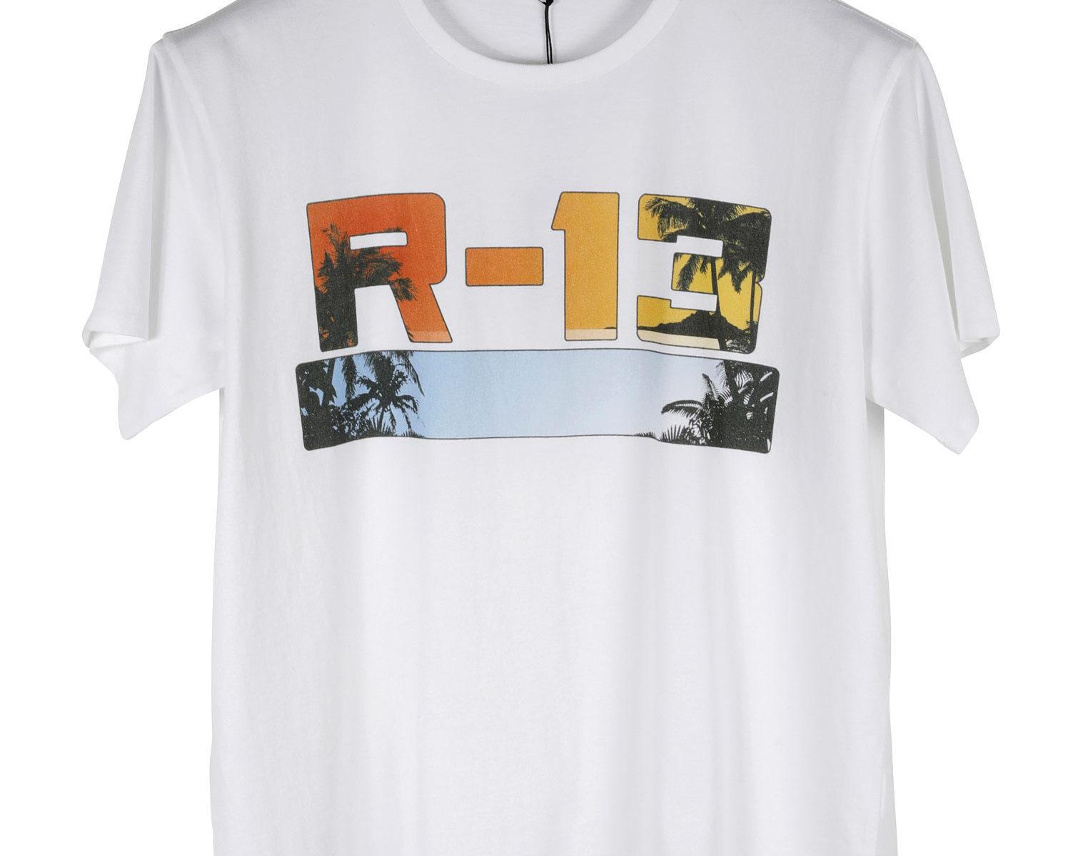 R13 Malibu Boy T-Shirt 01