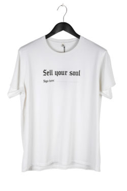 R13 Sell Your Soul Boy T-Shirt 01