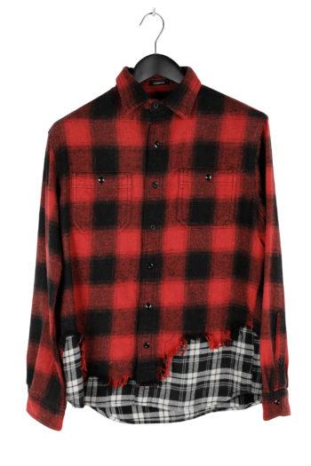 R13 Tattered Hem Shirt 01