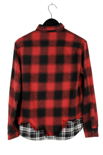 R13 Tattered Hem Shirt 03