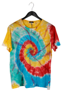 R13 Tie Dye Rainbow Boy T-Shirt 01