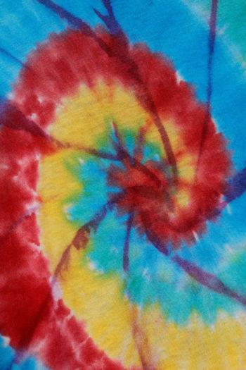R13 Tie Dye Rainbow Boy T-Shirt 02