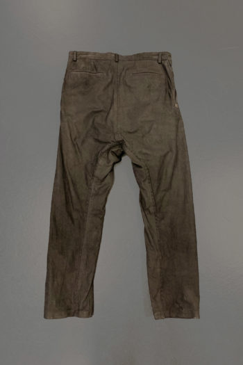 ISAAC SELLAM Relaxed Leather Pant 2 1