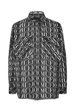 MUF10 Lumber Overshirt Monogram 1