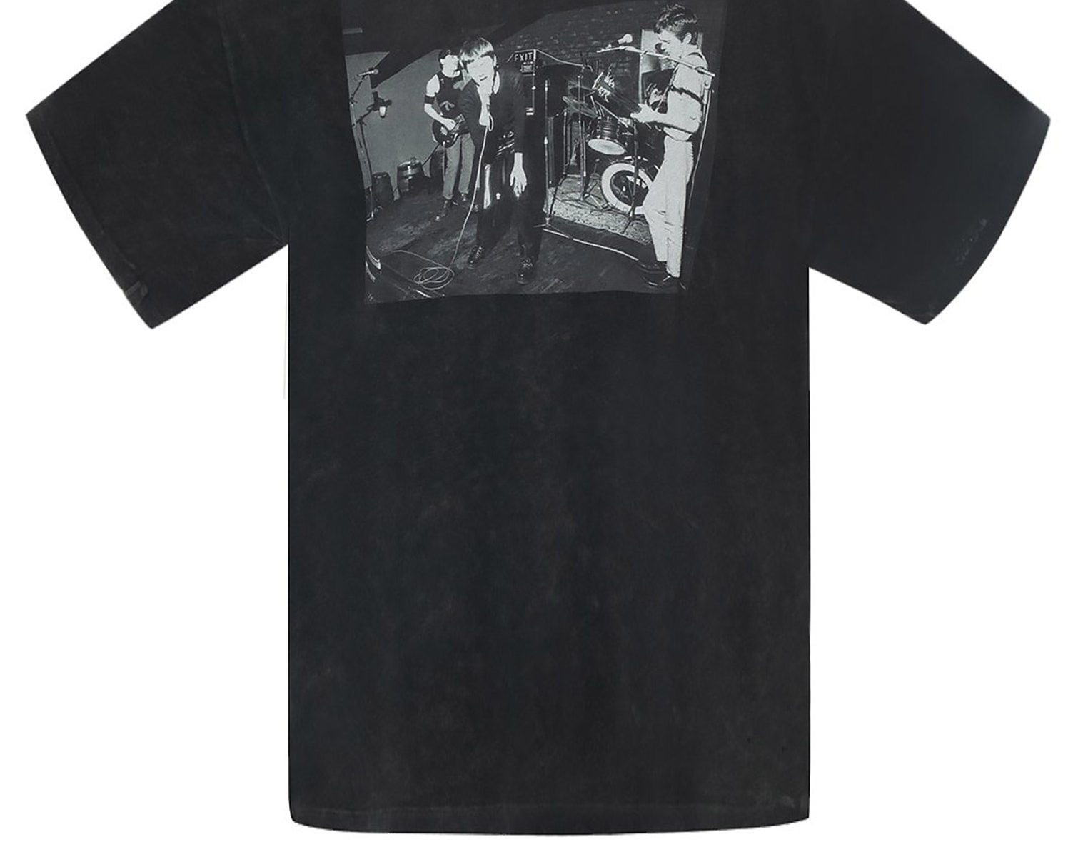 R13 Joy Division Warsaw Curtis Oversized T Shirt 1