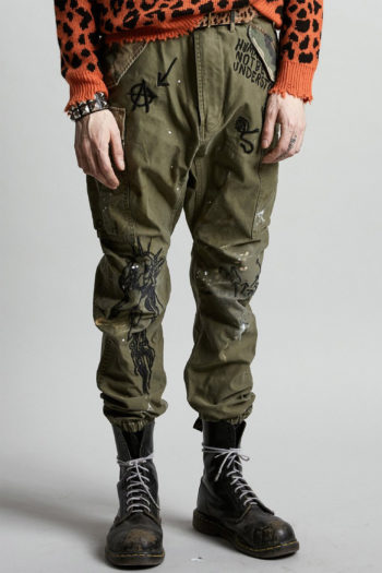 R13 Surplus Cargo With Embroidery 1
