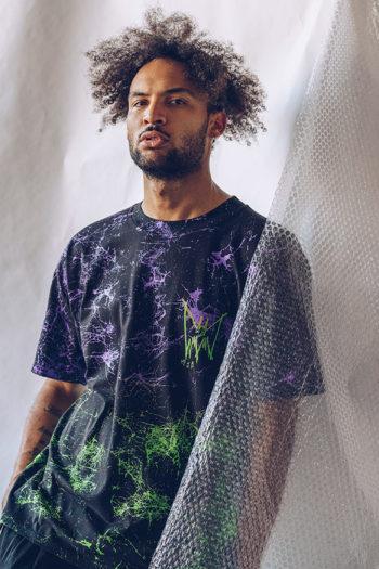 MJB Festival T Shirt Handcrafted Cracking 1