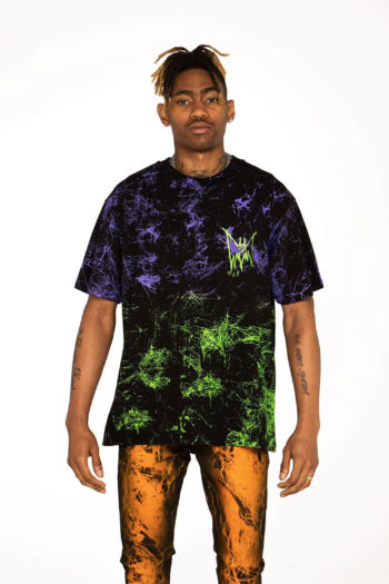 MJB Festival T Shirt Handcrafted Cracking 3