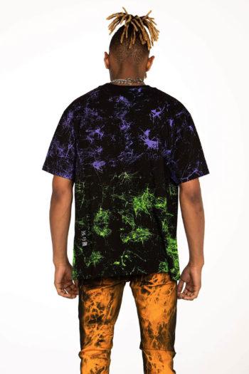 MJB Festival T Shirt Handcrafted Cracking 4