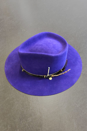 NICK FOUQUET Hat purpura 4