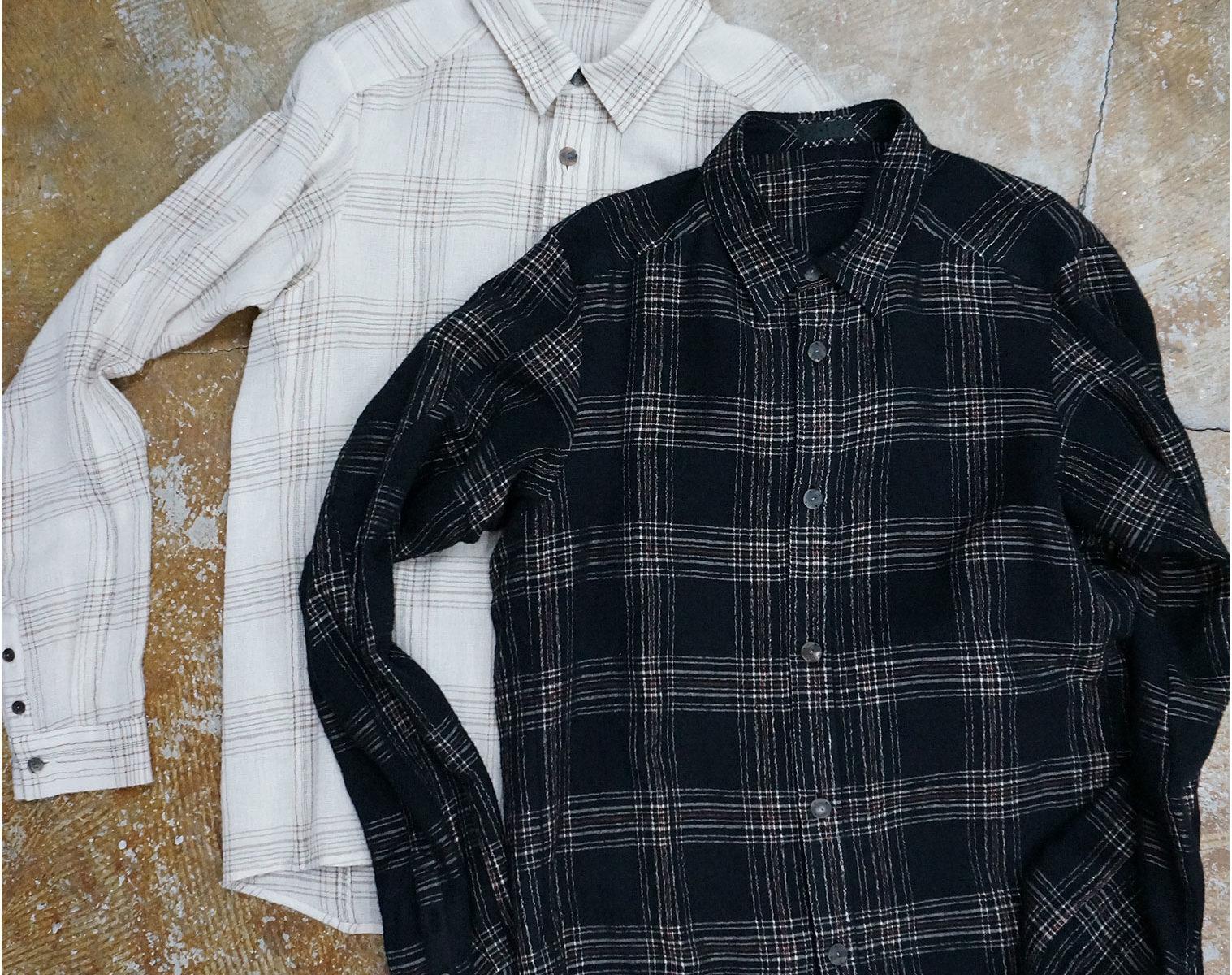 DEVOA Checked Shirt 1