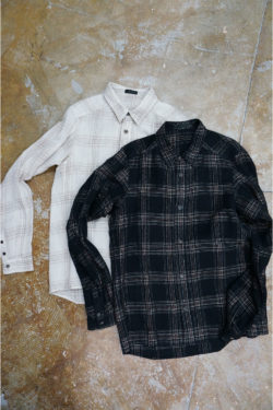 DEVOA Checked Shirt 1