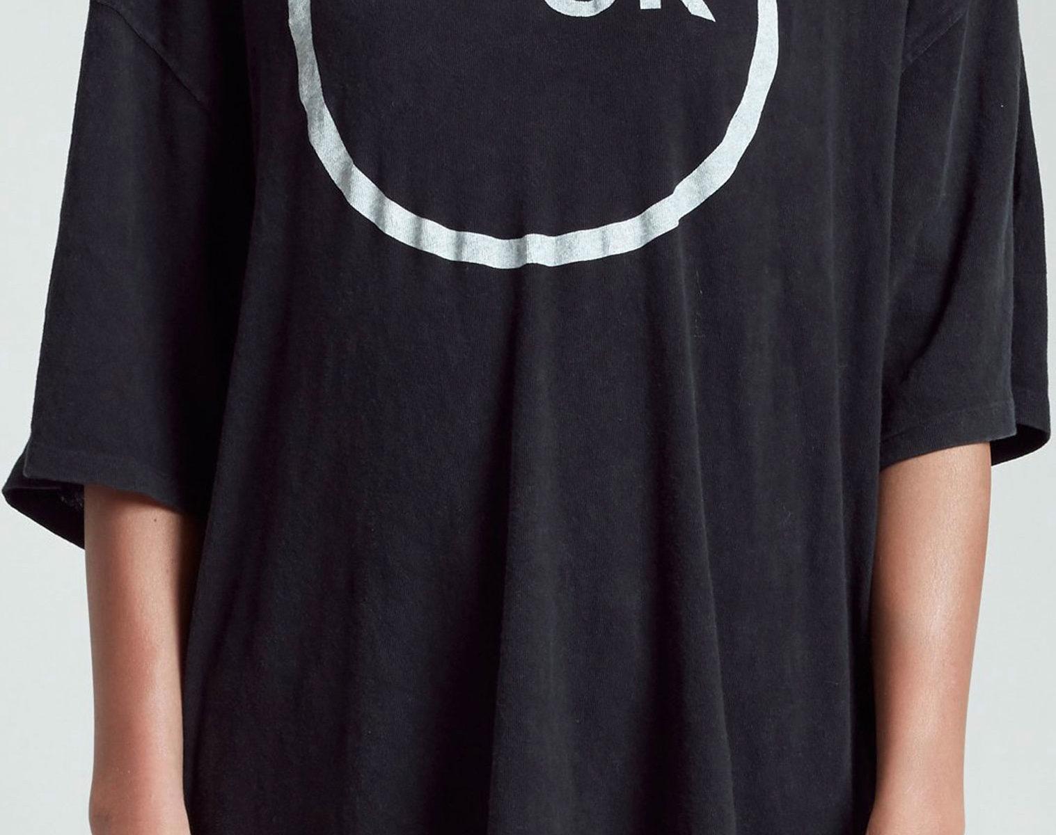 R13 OK Computer Oversized T Shirt 1