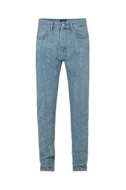 MUF10 Tapered Jeans 1