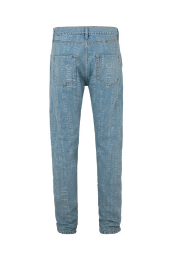 MUF10 Tapered Jeans 2