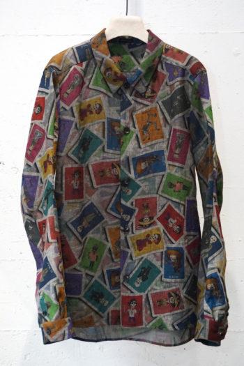 DEVOA Crazy Skull Cromagnon Shirt 3