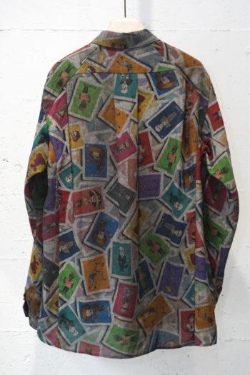 DEVOA Crazy Skull Cromagnon Shirt 4