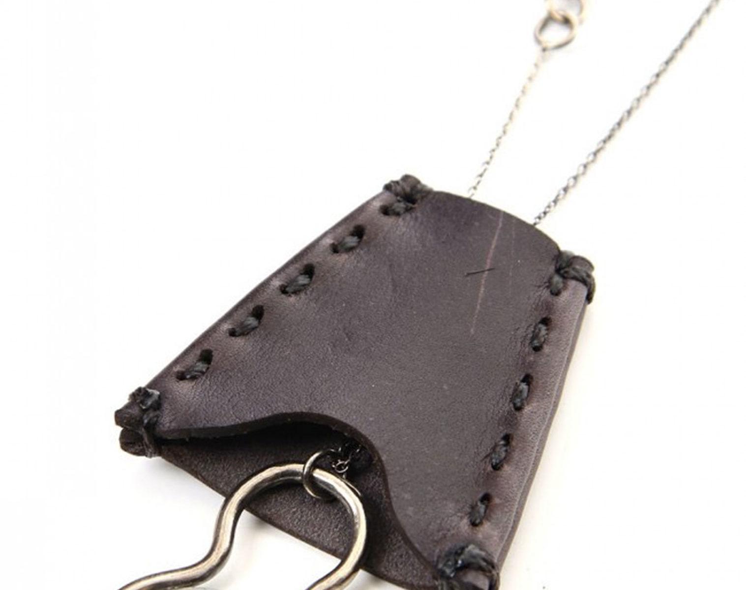 DEVOA Magnifying Glass Necklace 1