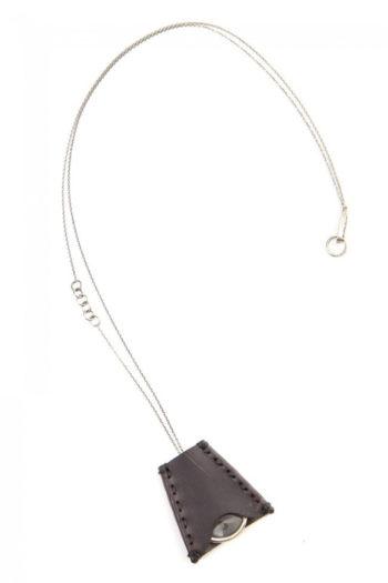 DEVOA Magnifying Glass Necklace 2