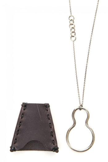 DEVOA Magnifying Glass Necklace 3