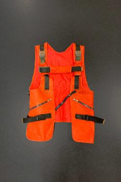 IERIB Parachute Vestbag red 1