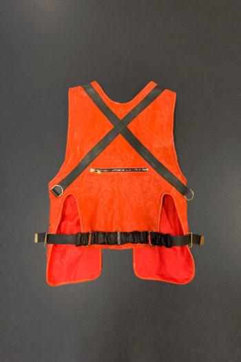 IERIB Parachute Vestbag red 2