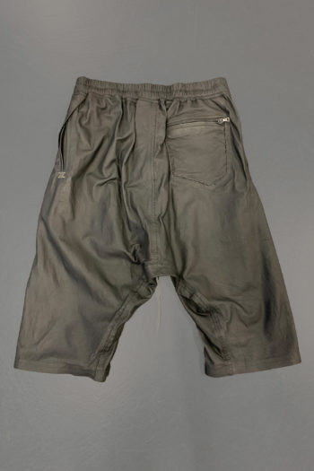 ISAAC SELLAM Relaxed Leather Short 2