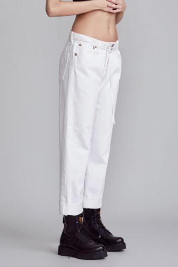 R13 Paperbag Hayden Jeans 3