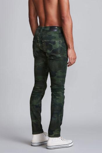 R13 Skate Jeans Green Camo 2