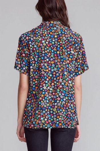 R13 Tony Shirt Multi Star women 3