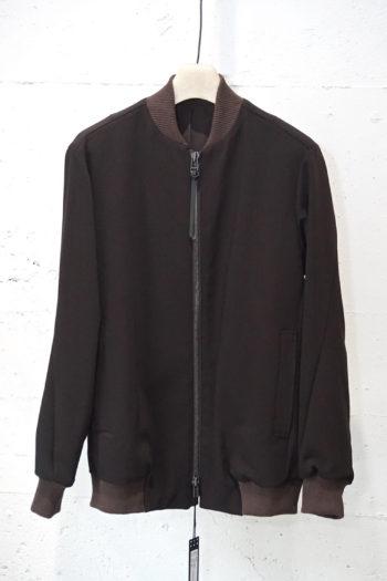 DEVOA 4Way Stretch Light Wool Blouson Jacket 1