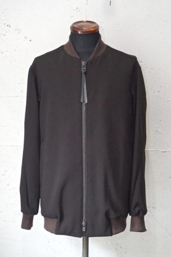 DEVOA 4Way Stretch Light Wool Blouson Jacket 2