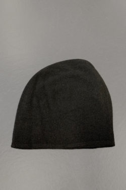 DEVOA Cromagnon Cashmere Cap black 1