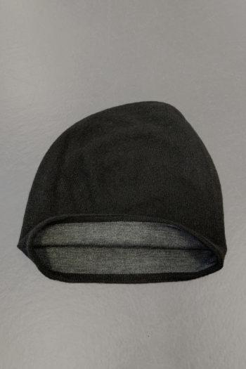 DEVOA Cromagnon Cashmere Cap black 2
