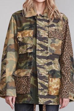 R13 Cinched Waist Abu Jacket 1 1