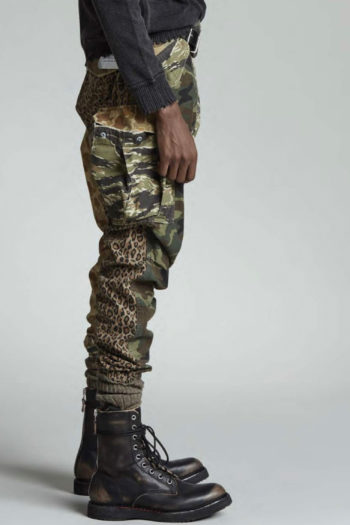 R13 Military Cargo Pants 2