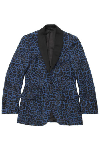 R13 Shawl Lapel Tuxedo Blazer 2