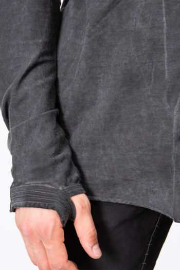 ISAAC SELLAM Reversible Long Shirt Seam Taped 2 1