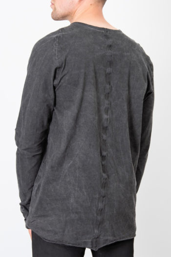 ISAAC SELLAM Reversible Long Shirt Seam Taped 3