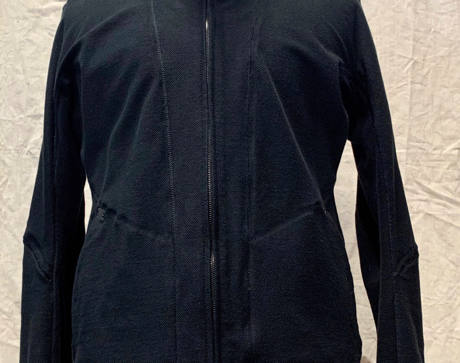 ISAAC SELLAM Zip Up Jacket 1