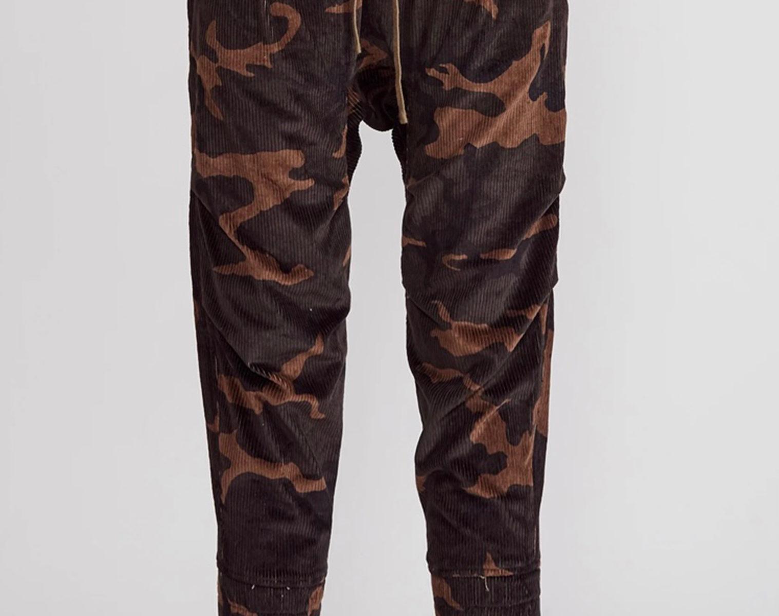 R13 Harem Pants Camo 1