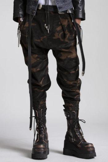 R13 Harem Pants Camo 3