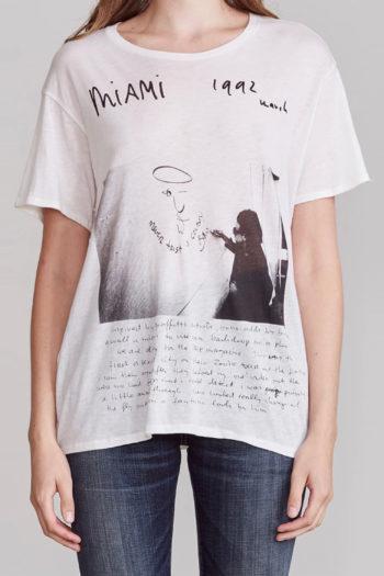 R13 U2 Miami Boy T Shirt 1