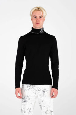 MJB Turtleneck Bat Shirt 1