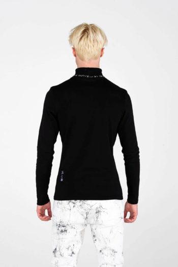 MJB Turtleneck Bat Shirt 3