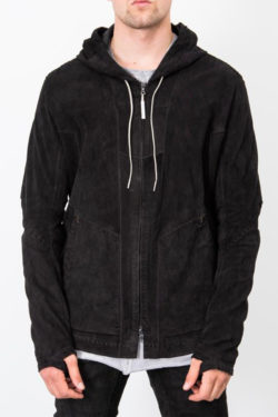 ISAAC SELLAM Zip Up Hooded Jacket 1 1