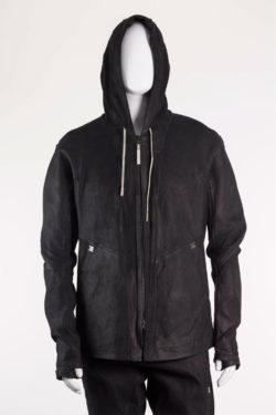 ISAAC SELLAM Zip Up Hooded Jacket 1