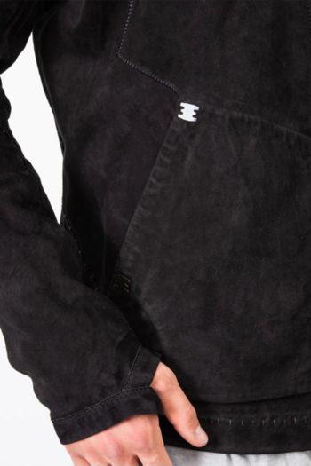 ISAAC SELLAM Zip Up Hooded Jacket 3