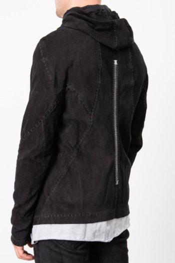 ISAAC SELLAM Zip Up Hooded Jacket 4
