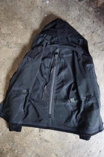 ISAAC SELLAM Zip Up Hooded Jacket 7